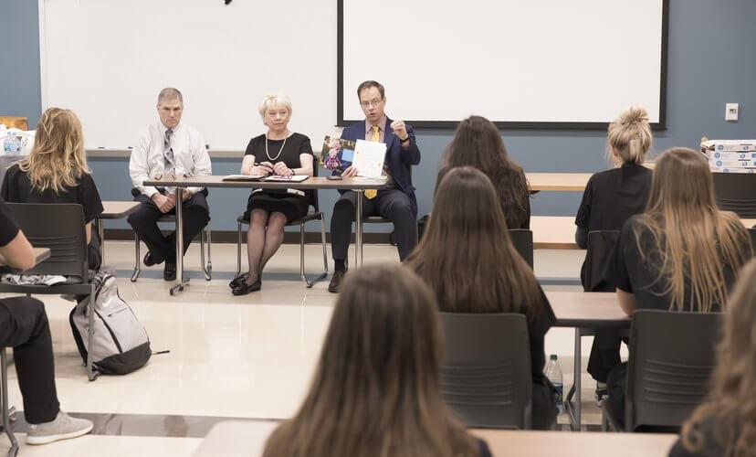 Southeast Missouri State Nursing Students Pilot New Tissue