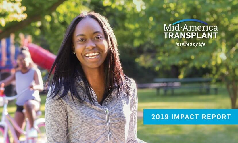2019 Impact Report Cover